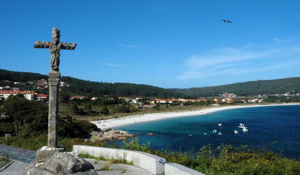 A Langosteira beach