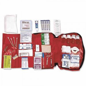 First aid kit for the camino