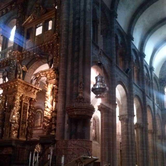 Santiago-de-Compostela-The-Botafumeiro