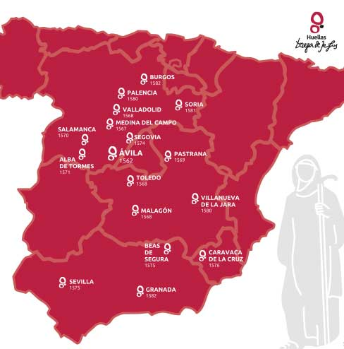 convents-on-the-camino-st-theresa