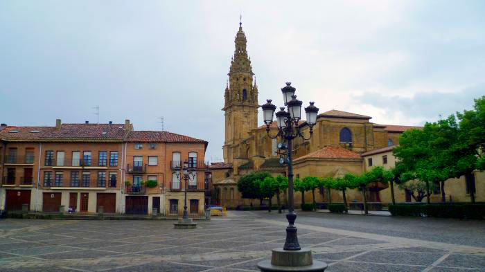 Santo-Domingo-de-la-Calzada-Church