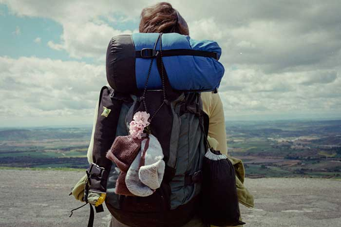 pilgrims-backpack-camino-de-santiago