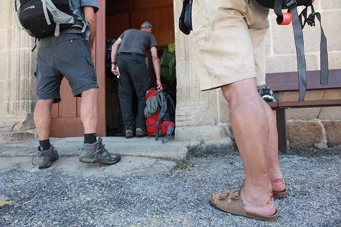 first-aid-on-the-camino-pilgrims