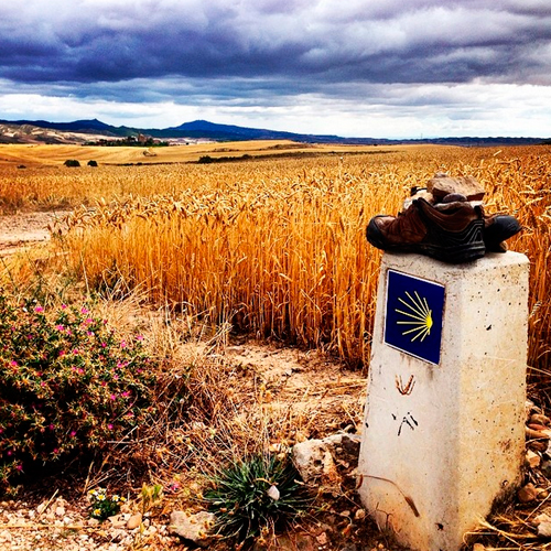 Pictures that explain the Camino de Santiago´s magic-17