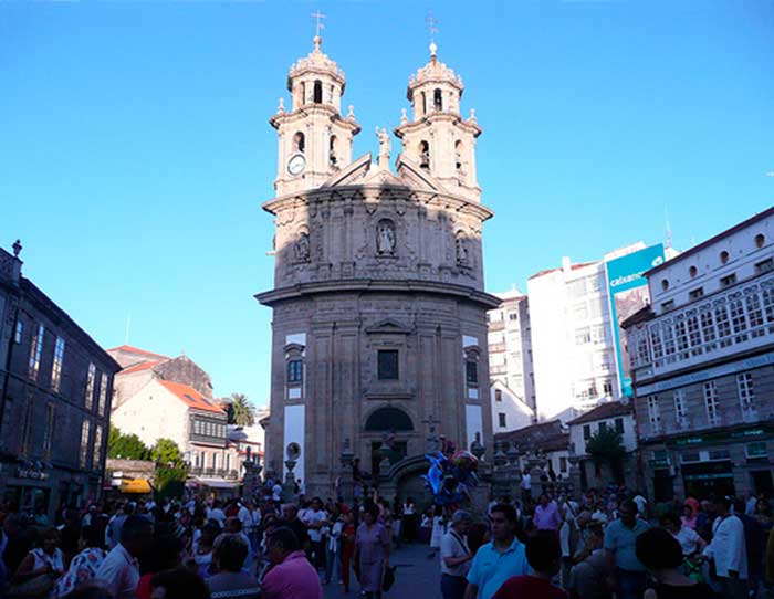 Pontevedra-3iglesia-de-la-peregrina-ciudad-de-pontevedra