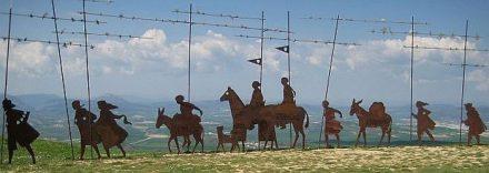 pilgrim statues 10